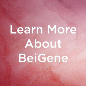Learn More About BeiGene