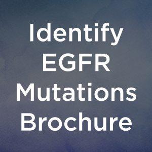 Identify EGFR Mutations Brochure