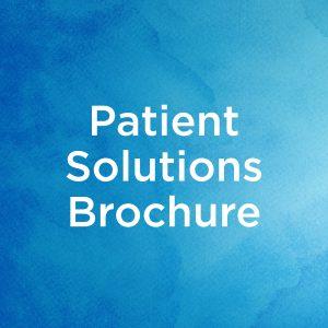 Patient Solutions Brochure