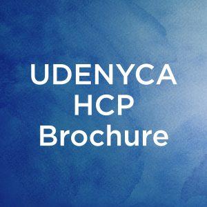 UDENYCA HCP Brochure