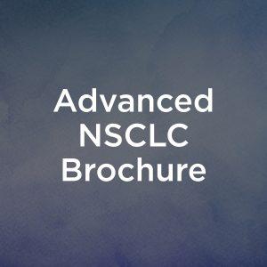 Regeneron_Sanofi_Advanced NSCLC Brochure